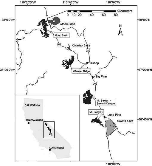 Sexual Segregation In Sierra Nevada Bighorn Sheep Ovis Canadensis Sierrae Ramifications For Conservation