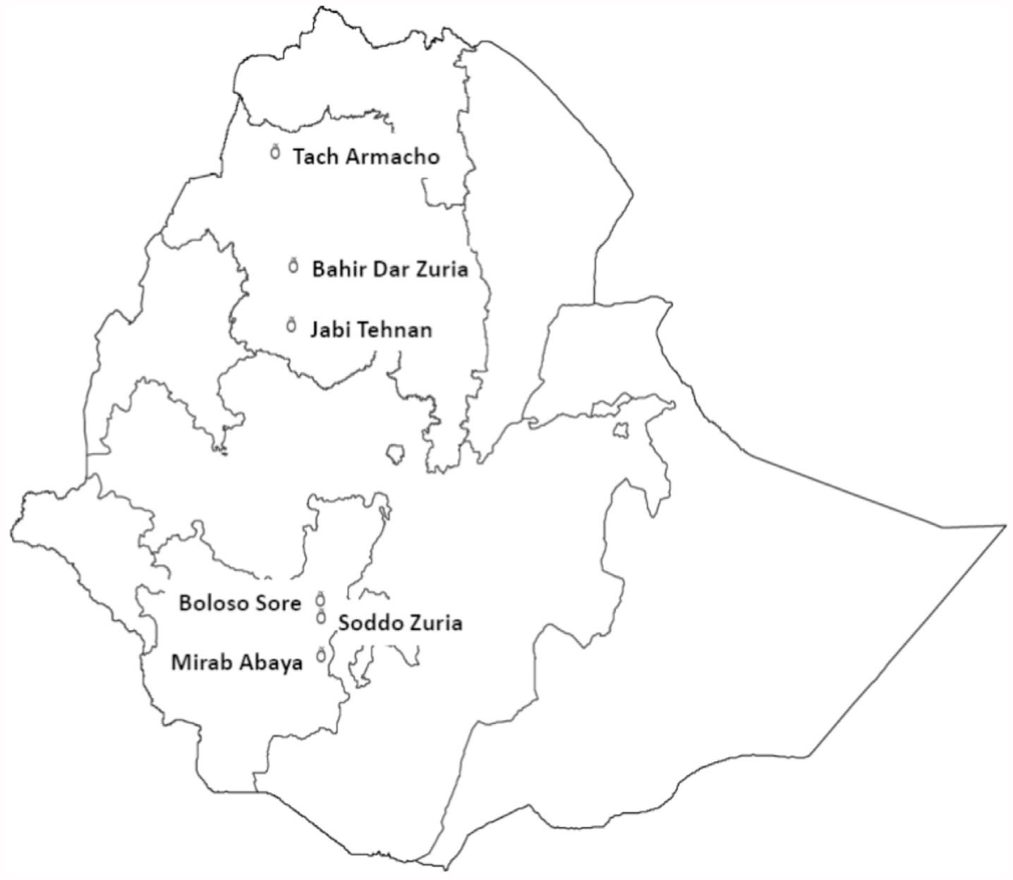 Insecticide Resistance in Anopheles arabiensis from Ethiopia