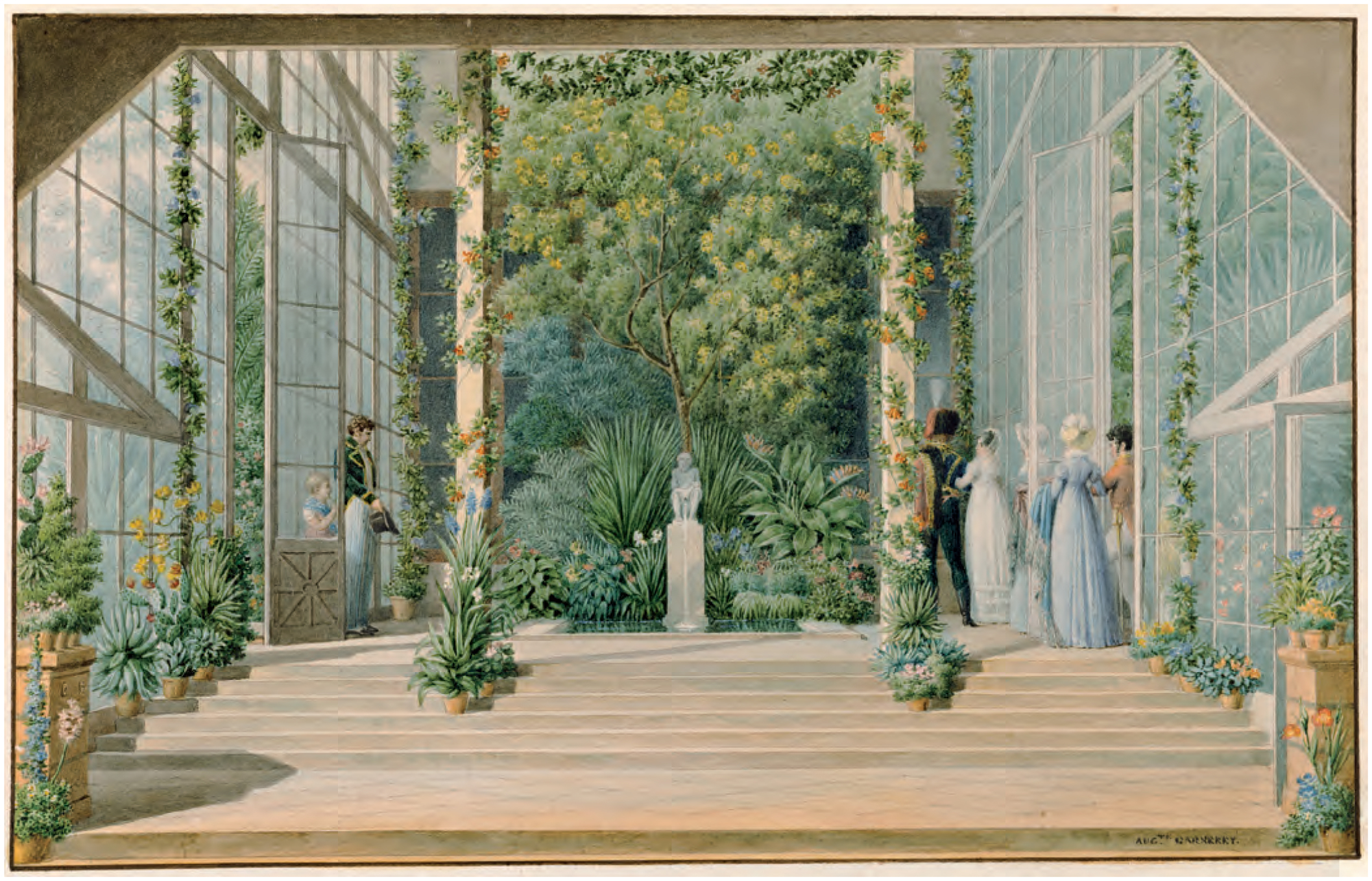 Etienne-Pierre Ventenat (1757–1808) and the gardens of Cels and Empress Joséphine