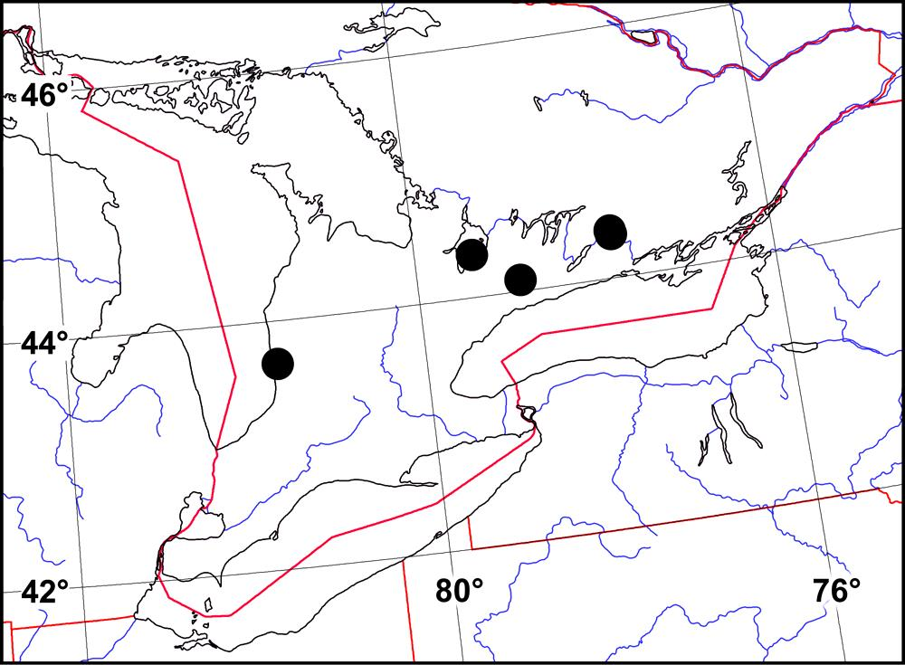Biology of invasive alien plants in Canada  13  Stratiotes