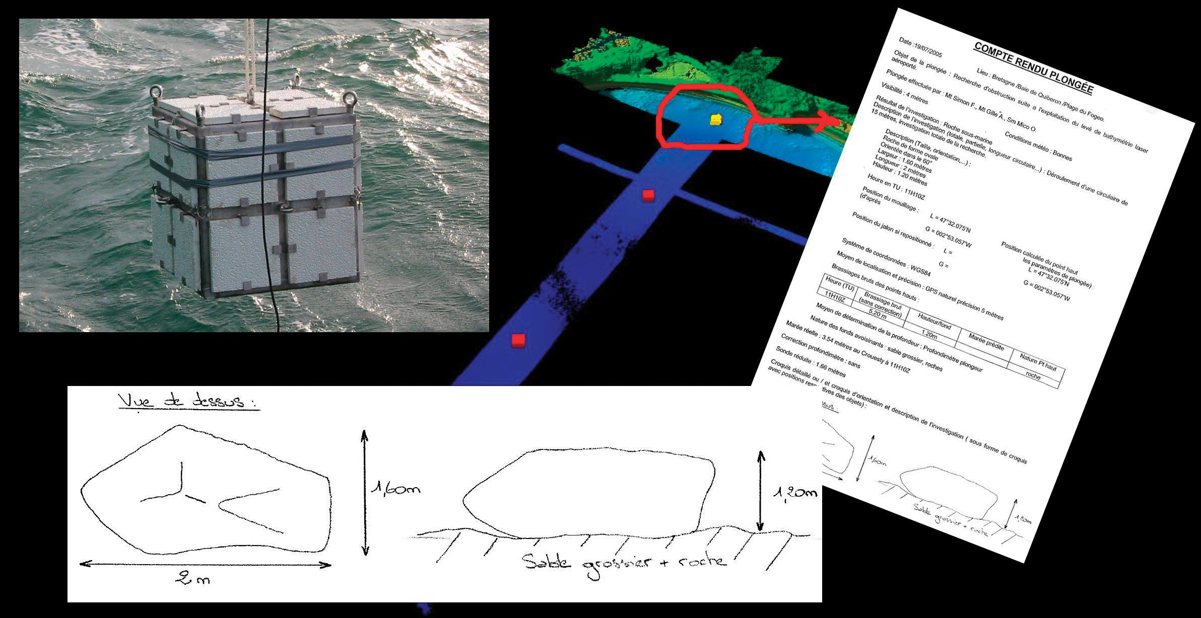 Use Of Airborne Lidar Bathymetry For Coastal Hydrographic