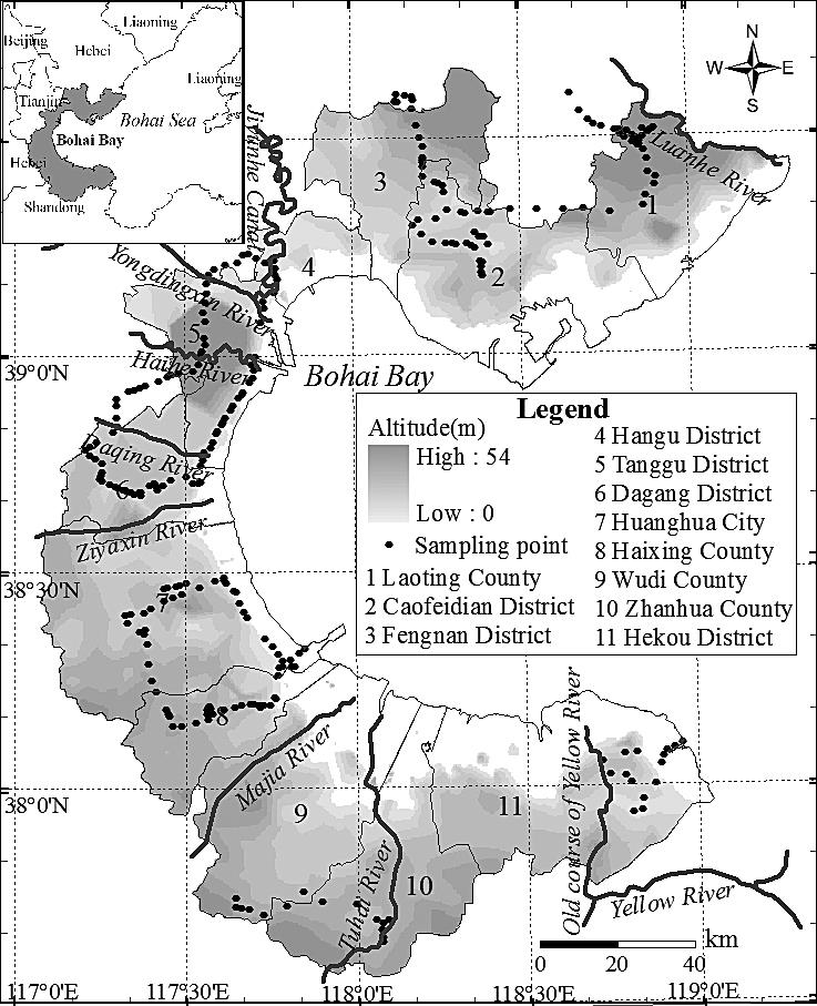 Spatial Dynamics And Zoning Of Coastal Land Use Change Along Bohai