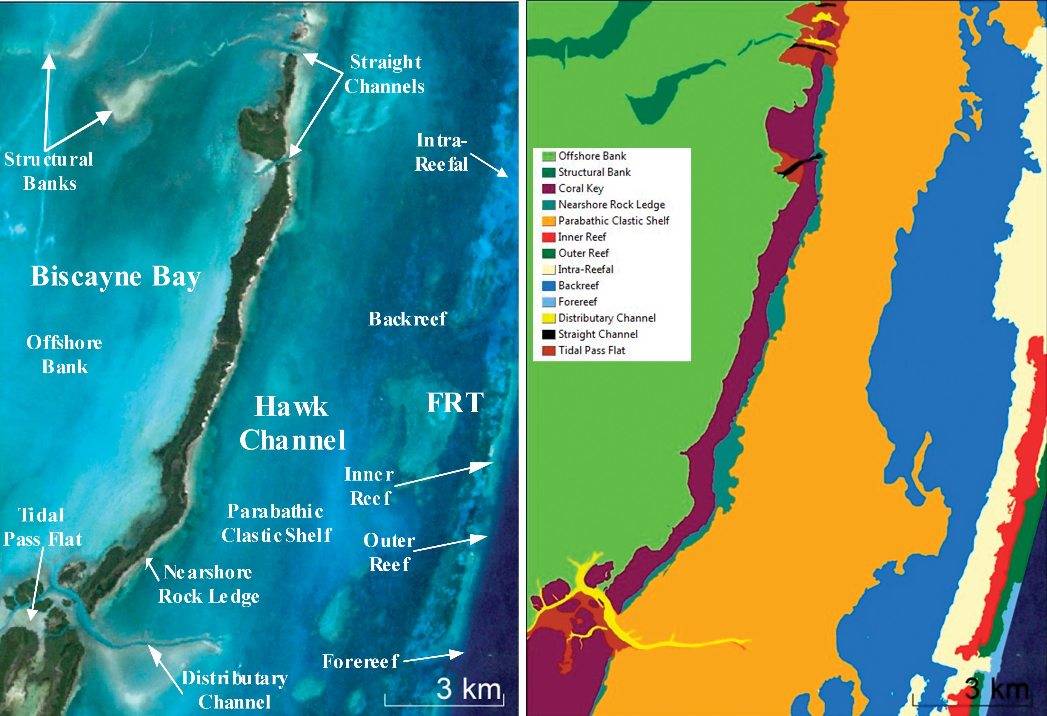 Classification of Continental Shelves in Terms of