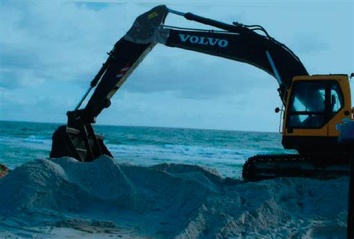 The Impact of Sand Nourishment on Beach Safety