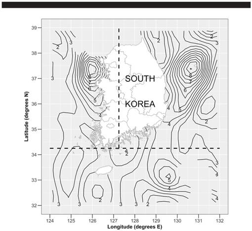Updated Mean Sea-Level Analysis: South Korea