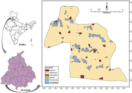 Impact of Agrarian Land Use and Land Cover Practices on