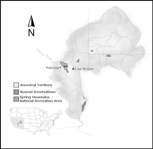 Nuwuvi (Southern Paiute), Shifting Fire Regimes, and the