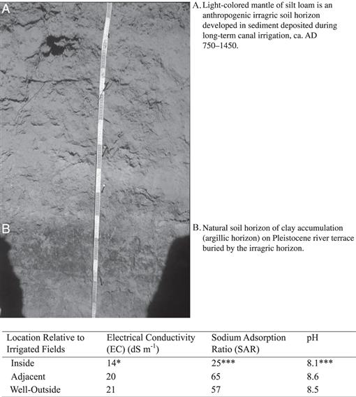 Anthropogenic Soil Change in Ancient and Traditional