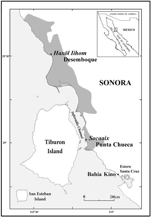 Changes in Mollusk Consumption by the Seris of Sonora, Mexico