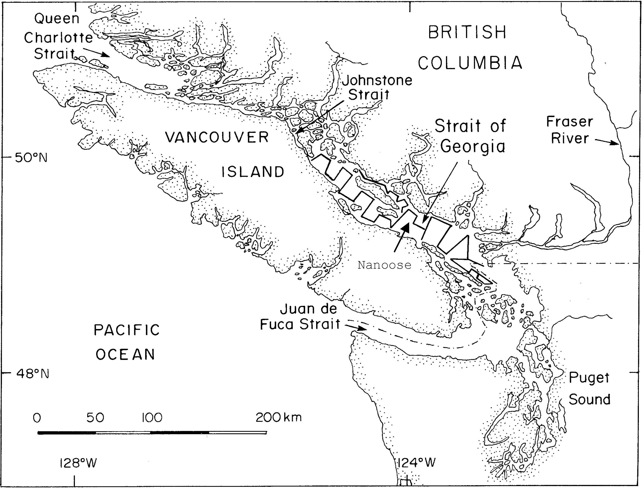 Early Marine Survival of Coho Salmon in the Strait of Georgia