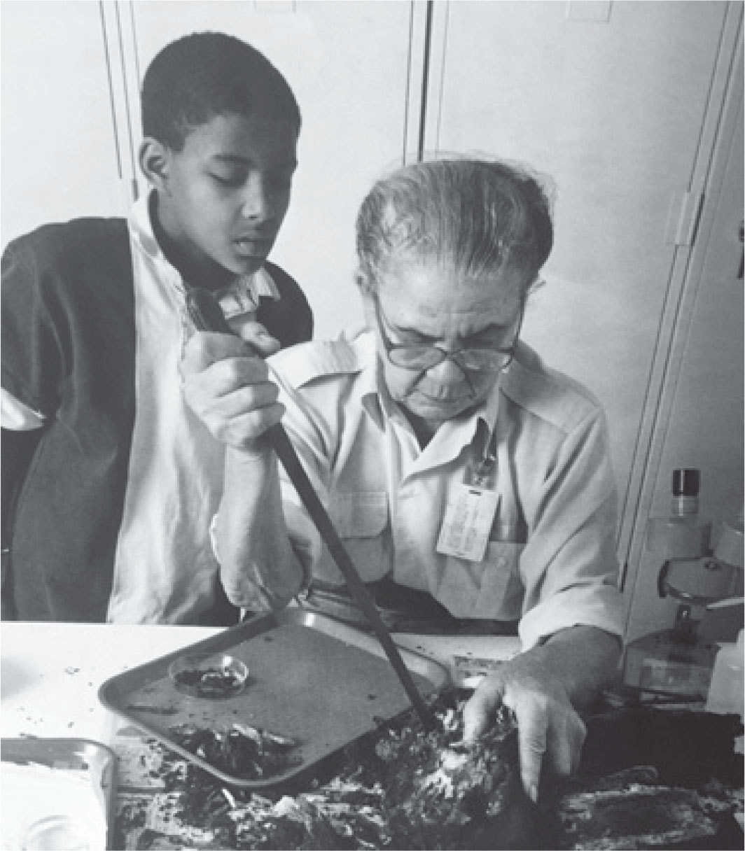 Child Prodigy Pioneer Scientist And Women And Civil Rights Advocate Dr Margaret James Strickland Collins 1922 1996