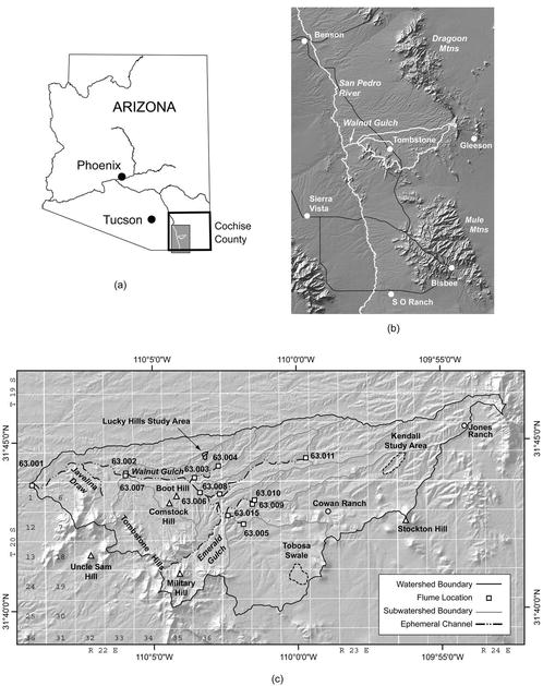 Geology, Soils, and Geomorphology of the Walnut Gulch