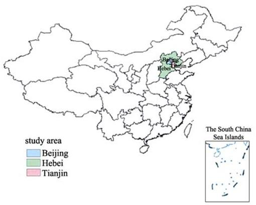 Electricity Consumption And Economic Growth In The Beijing Tianjin