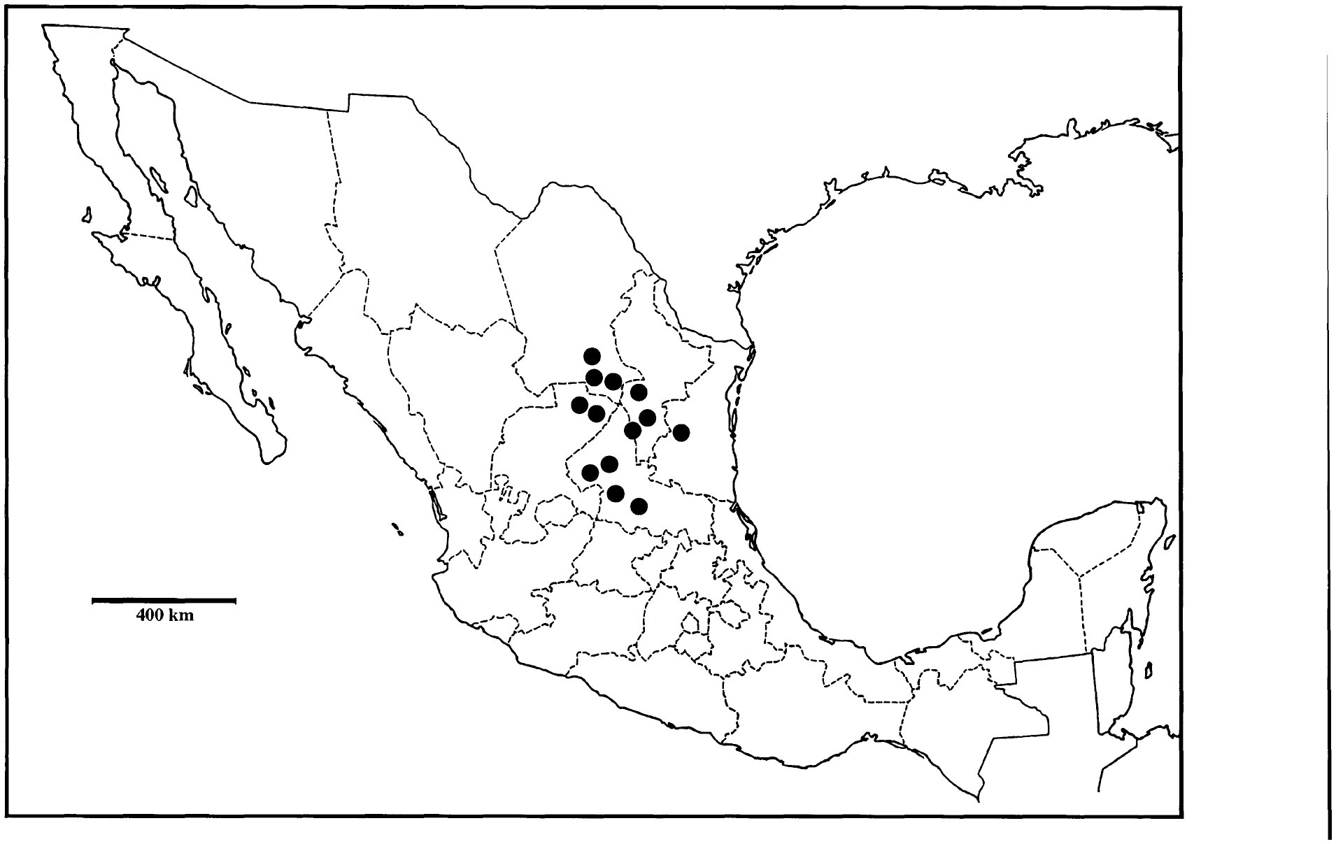 A Revision of Pomaria (Fabaceae) in North America