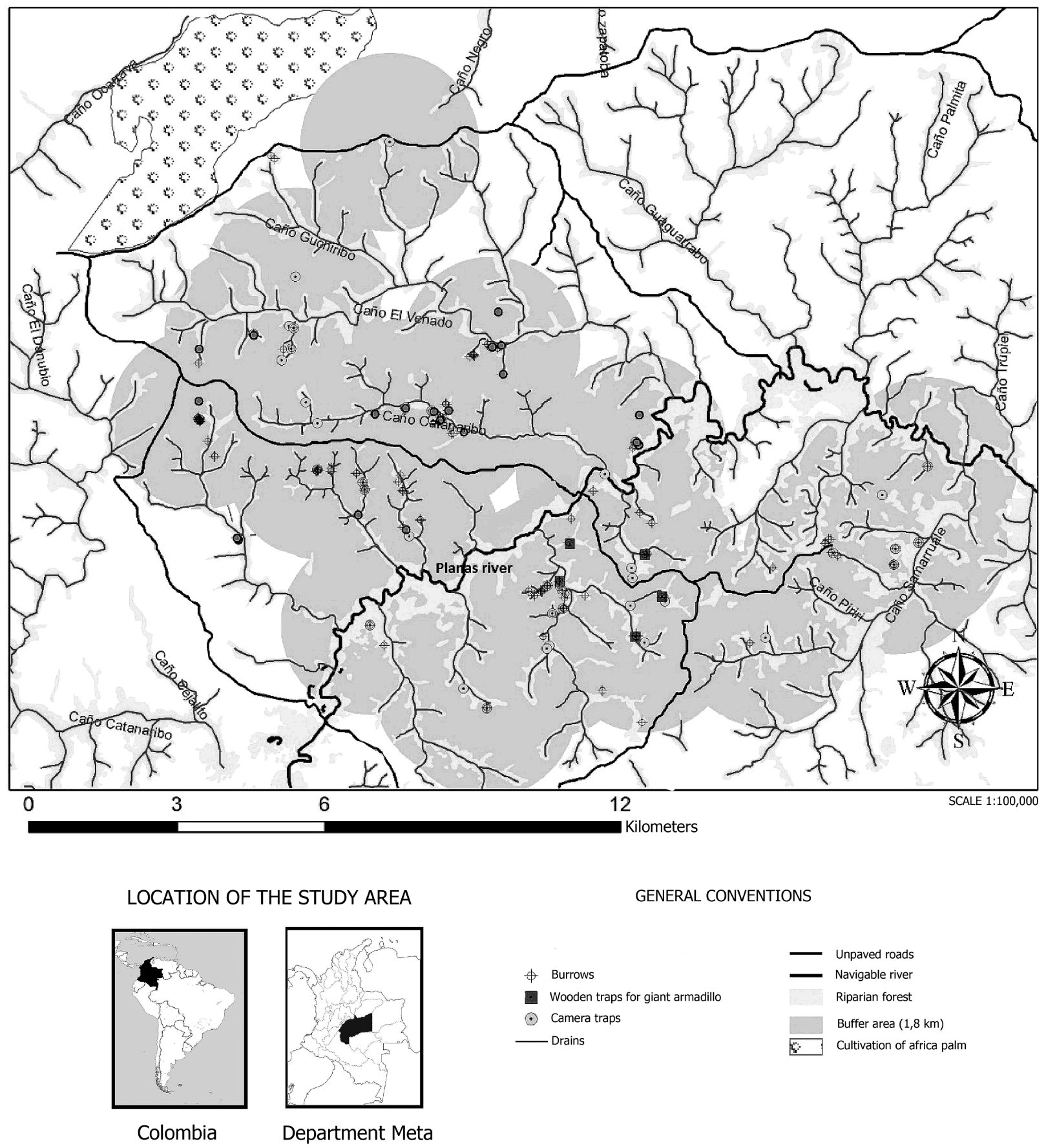 Population Density Activity Patterns And Ecological Importance Of