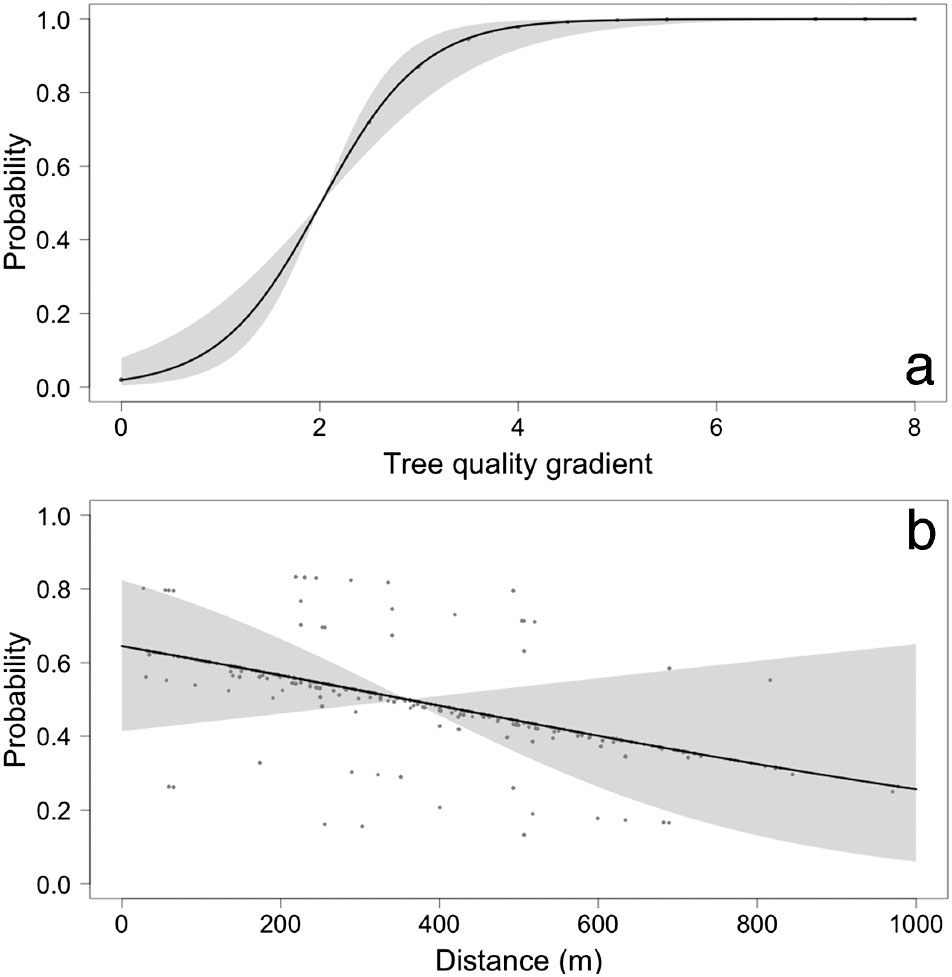 implications of a specialized diet for the foraging behavior of the