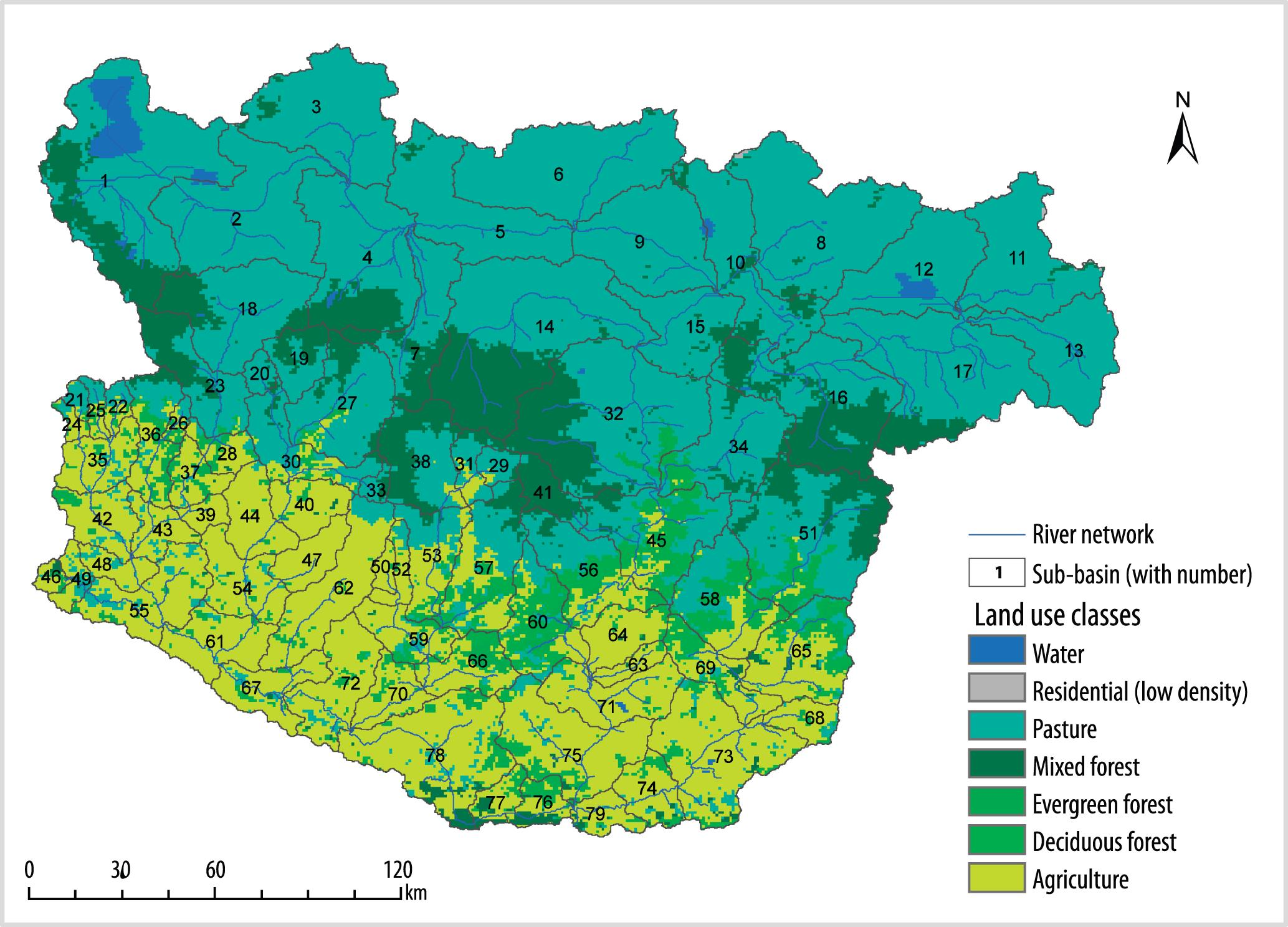 The Projected Impact of Climate Change on Water Availability