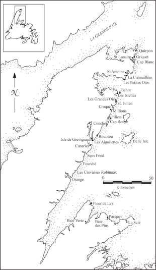 Early Migratory Fishermen And Newfoundlands Seabird Colonies