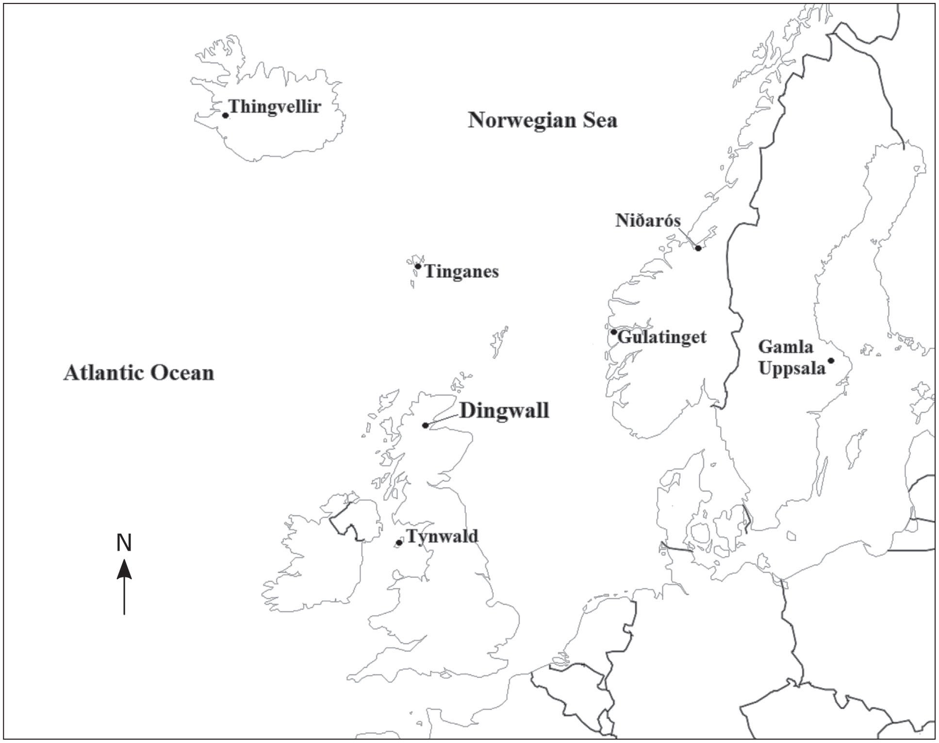 Re-Evaluating the Scottish Thing: Exploring a Late Norse Period and