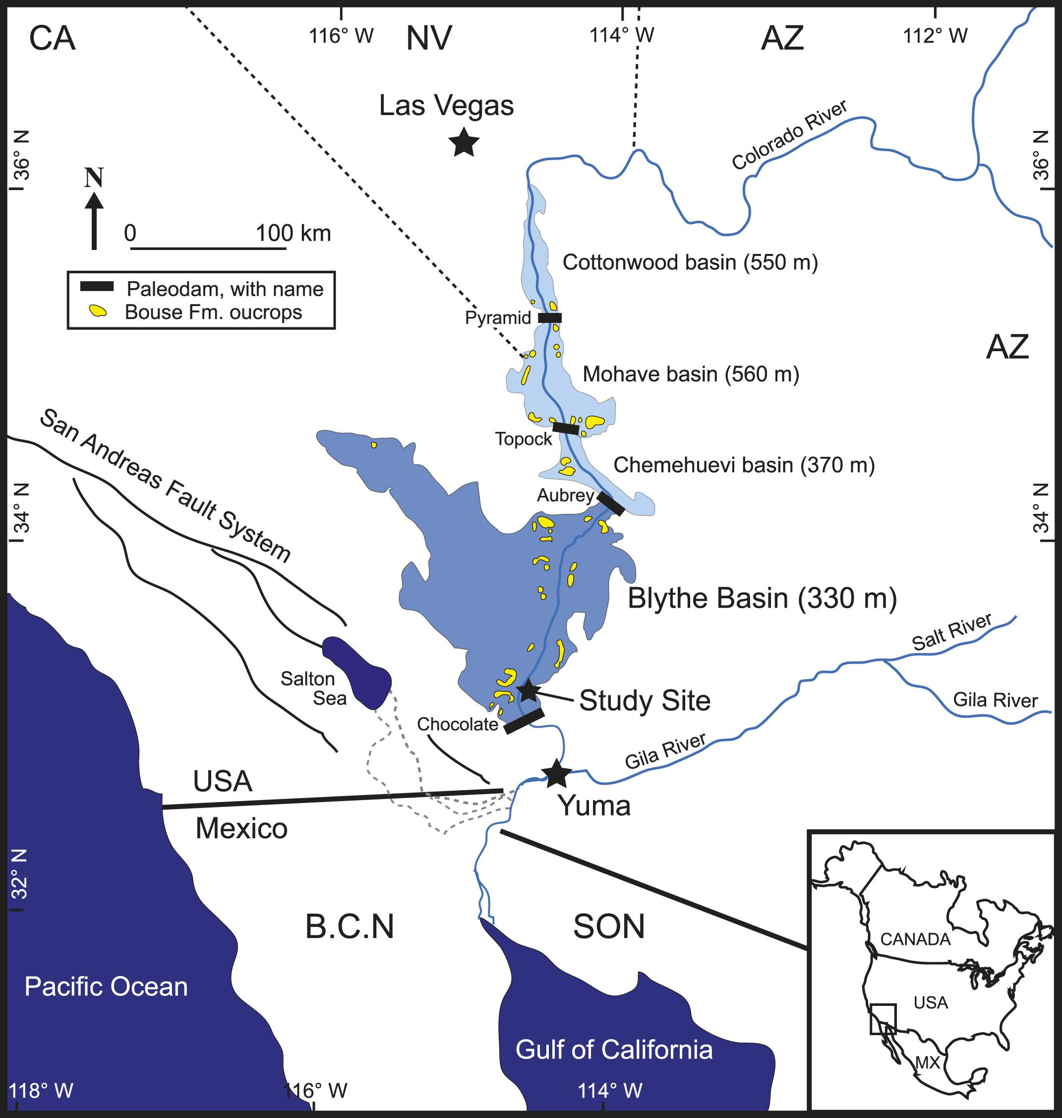 DID A CATASTROPHIC LAKE SPILLOVER INTEGRATE THE LATE MIOCENE EARLY ...