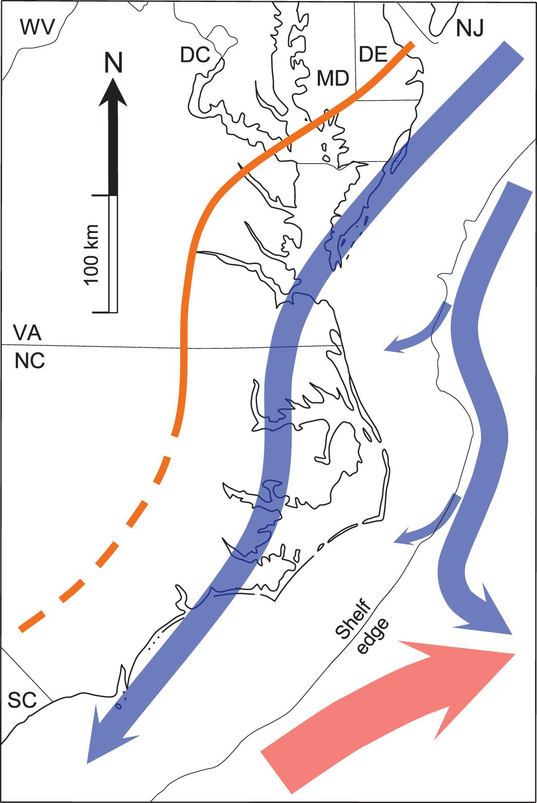 ISOTOPIC TEMPERATURES FROM THE EARLY AND MID-PLIOCENE OF THE US