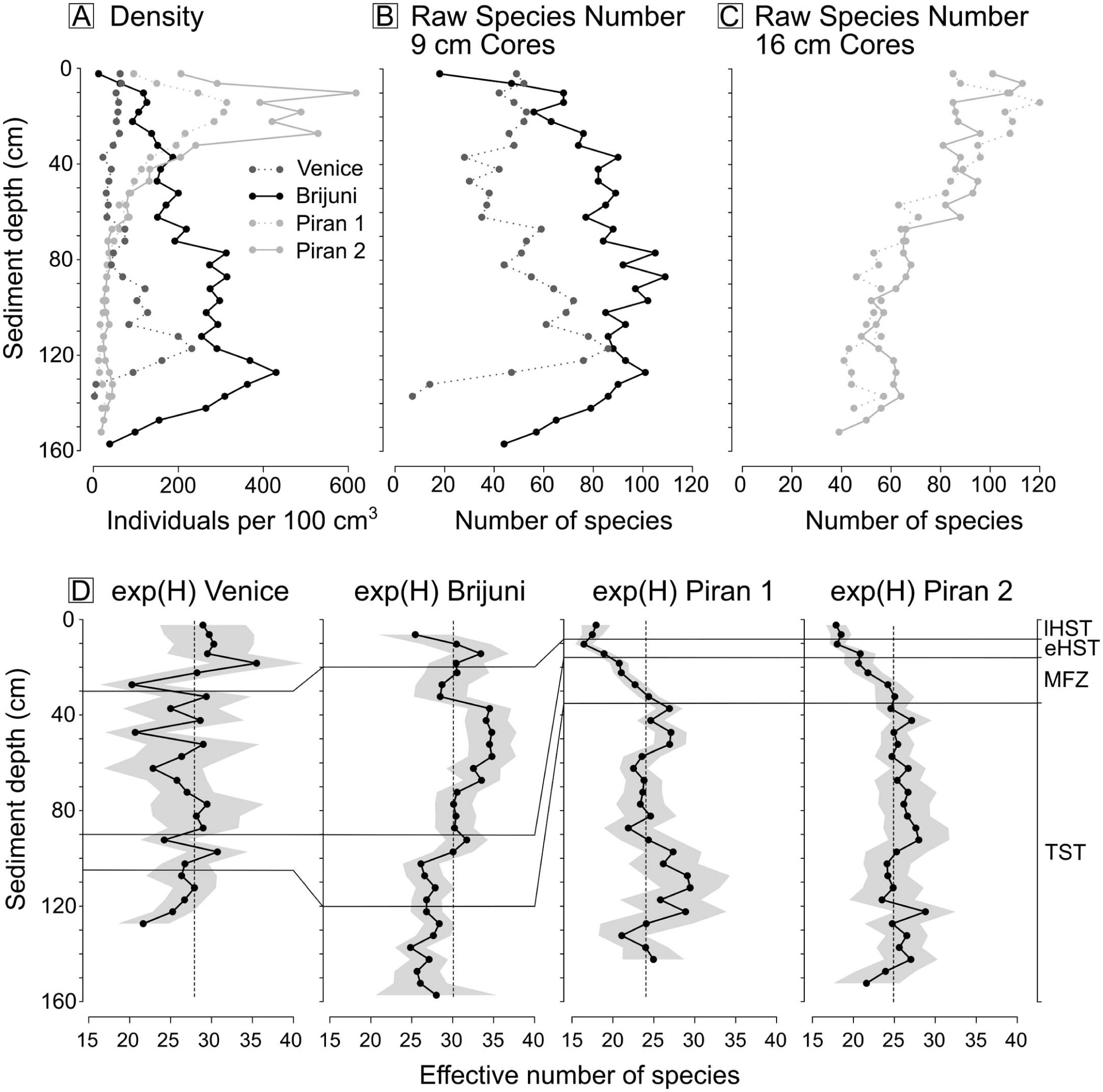 TRACING ORIGIN AND COLLAPSE OF HOLOCENE BENTHIC BASELINE
