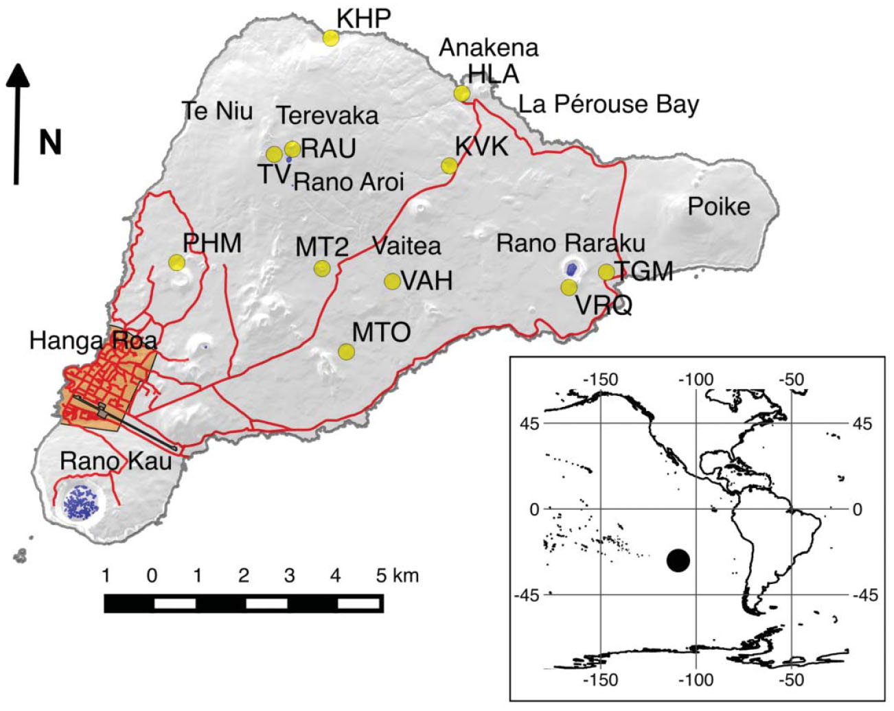Pollen, Phytolith and Starch Analyses of Dryland Soils from