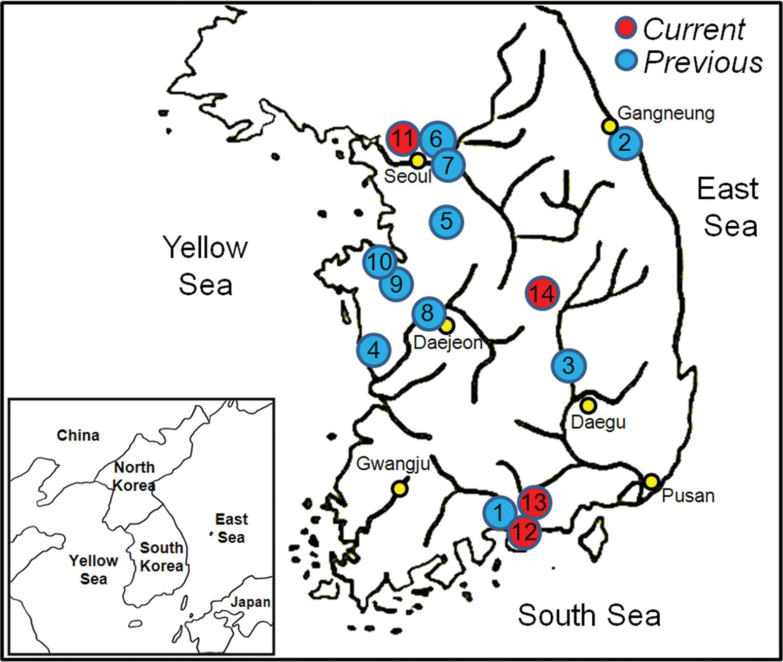 The Changing Pattern of Parasitic Infection Among Korean ...