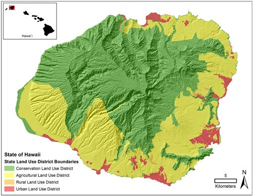 Spatial Modeling of Social-Ecological Management Zones of