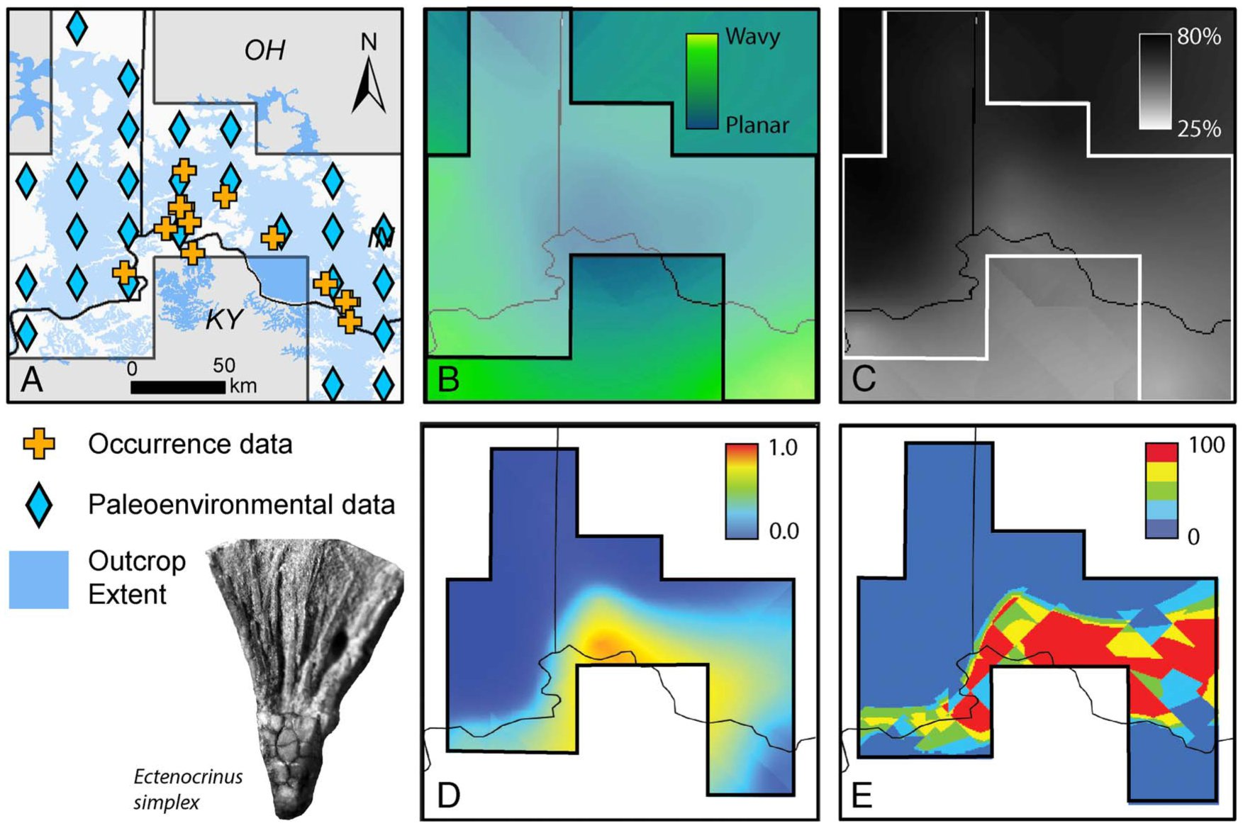 PaleoENM: applying ecological niche modeling to the fossil