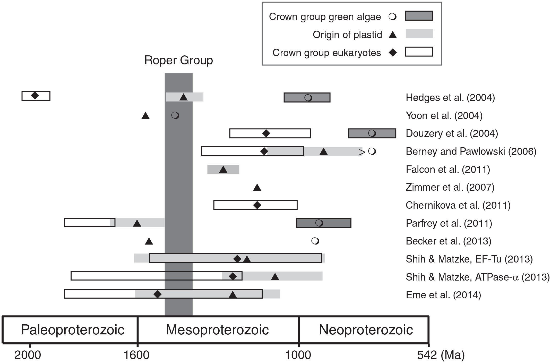 Micropaleontology of the lower Mesoproterozoic Roper Group
