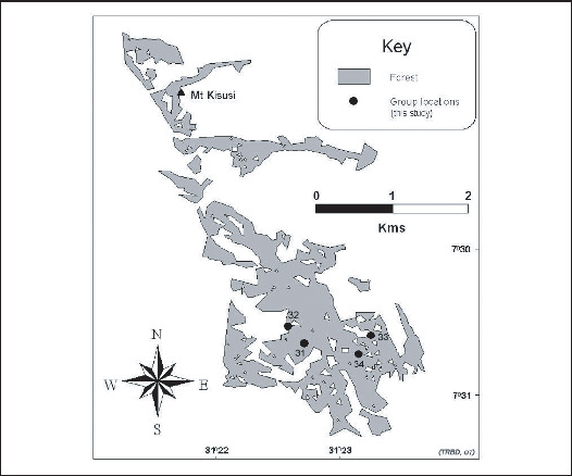 Census and Conservation Assessment of the Red Colobus