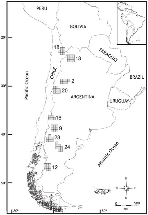 Identifying Endemism Areas: An Example Using Neotropical Lizards