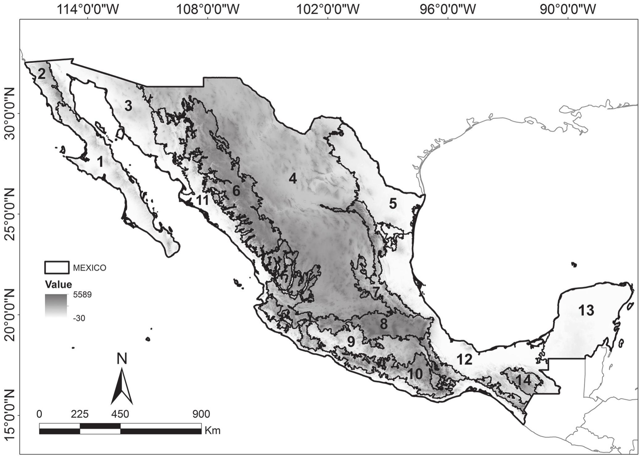 Picture of: Conserving Endemic Lizards In Mexico Through Areas Of Endemism And Temporal Strata