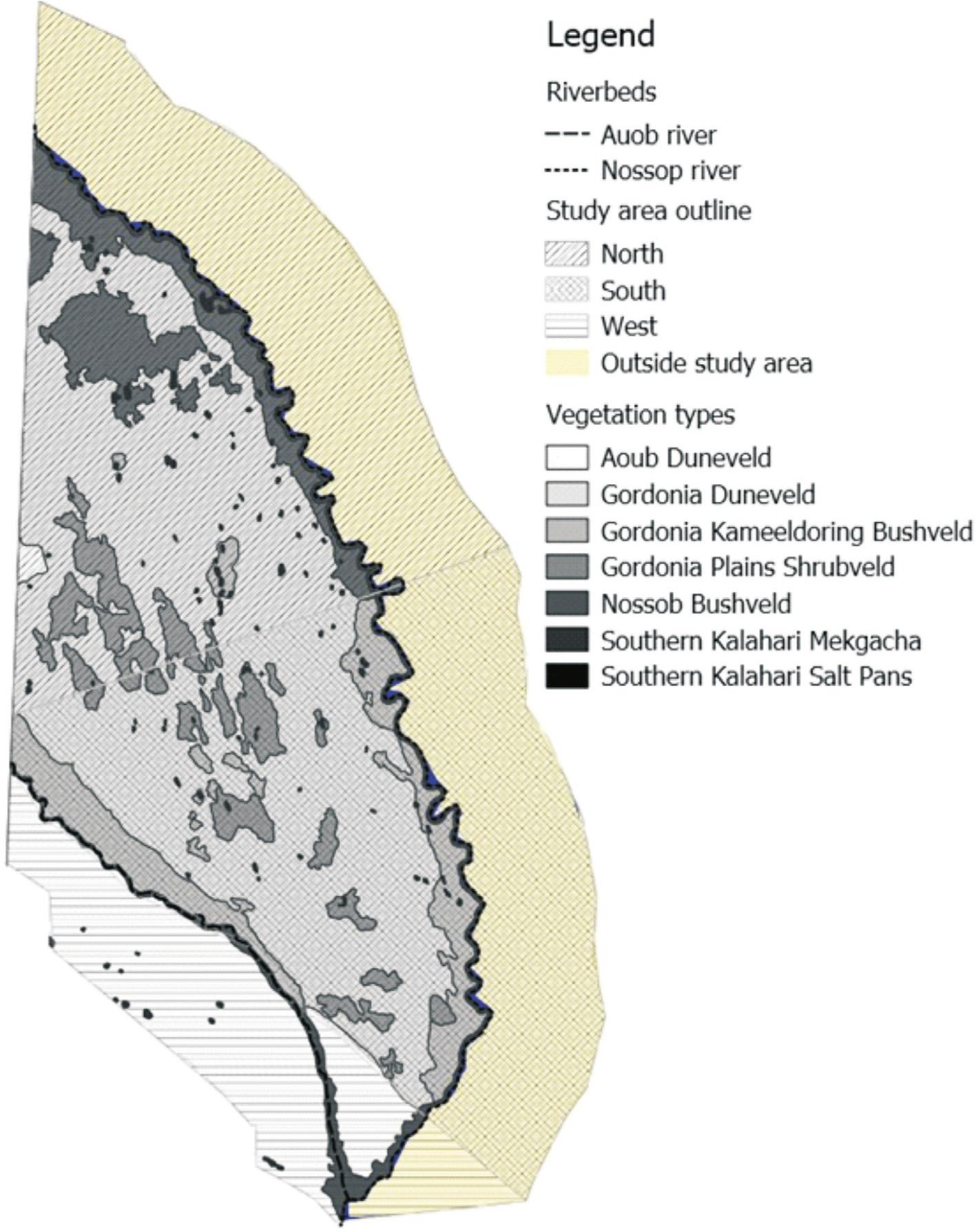 Spatial And Seasonal Variation In Lion Panthera Leo Diet In The Southwestern Kgalagadi Transfrontier Park