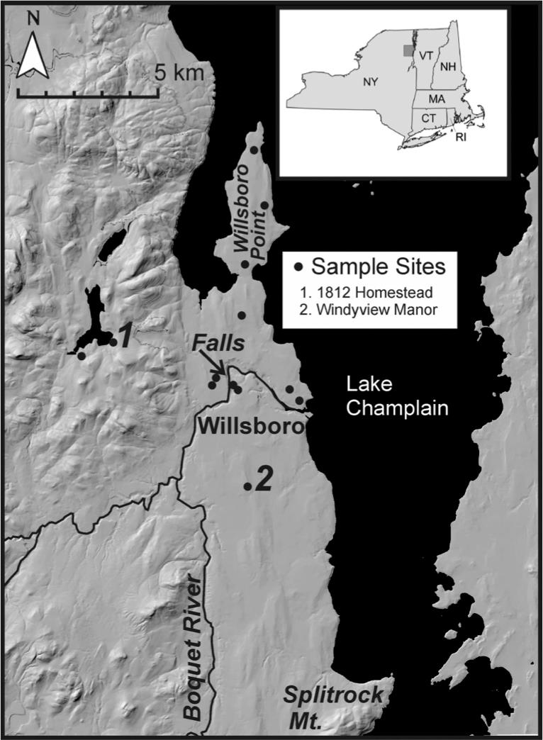 Tree-Ring Dating of Historic Buildings in Willsboro ... on