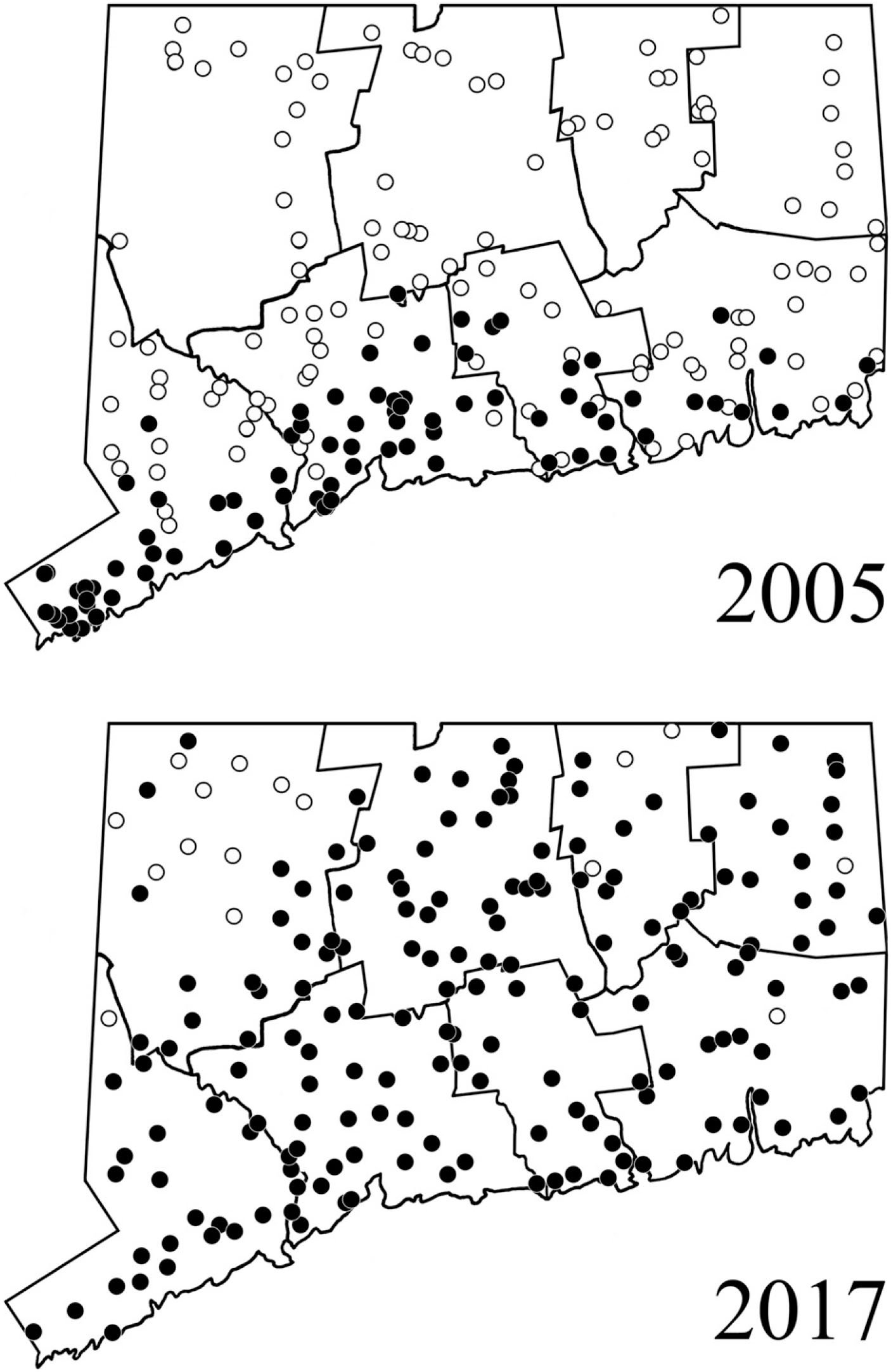 range expansion of the japanese cedar longhorned beetle Beetle Buggy f01 825