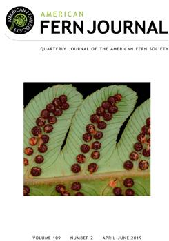 All Issues - American Fern Journal