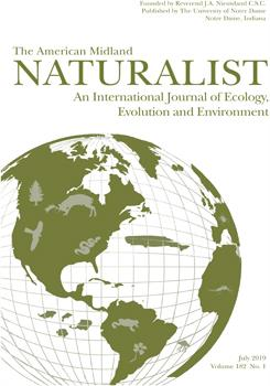 All Issues - The American Midland Naturalist