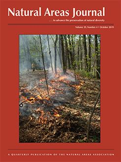 Front Cover of Natural Areas Journal