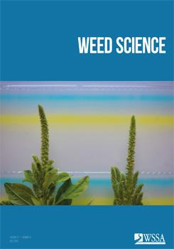 All Issues - Weed Science