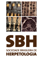 Brazilian Society of Herpetology Logo
